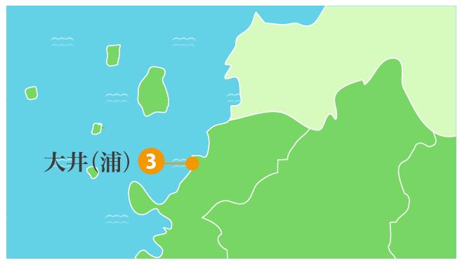 大井(浦)拡大図